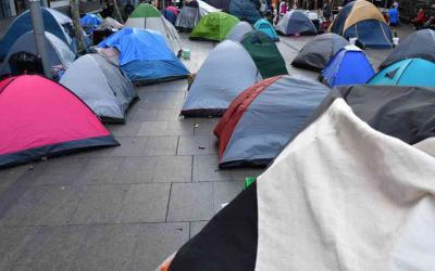 USU members support Sydney's homeless